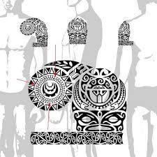 21 best polynesian tatoos images on pinterest maori tattoos