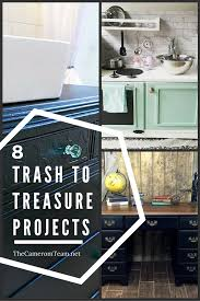 thrift store diy home decor 8 trash to treasure projects yard sales u0026 thrift stores