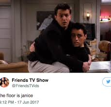 Friends Tv Show Memes - the floor is lava memes that are literally pure fire ccuk