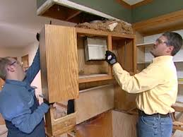 how to remove cabinets how to remove kitchen cabinets coryc me