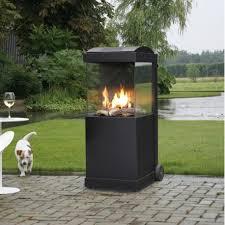 Garden Patio Heater Patio Heater Outdoor Gas Fire Patio Garden Heater Log Effect