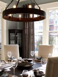 Dining Room Table Lighting Round Chandelier Dining Room Editonline Us