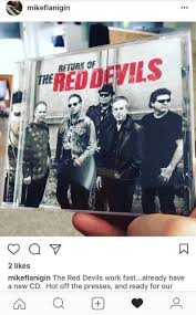 California Photo Album The Red Devils Return With First New Album In 25 Years No