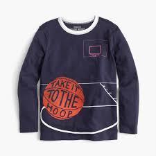 jeep christmas shirt boys u0027 graphic t shirt shop j crew