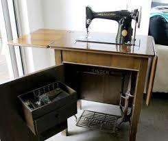 Vintage Singer Sewing Machine Cabinet Singer Sewing Machine Cabinet Gumtree Australia Free Local