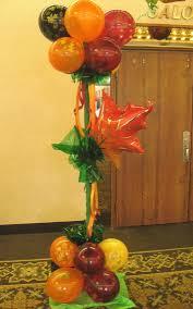 balloon decor of central california halloween and fall balloons