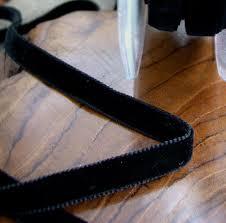 velvet ribbon italian velvet ribbon 3 8 width 11 5