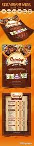 catering menu template flyer 3318145 free download photoshop