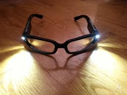 safety glasses with lights the funky monkey panther vision vindicator lighted safety glasses