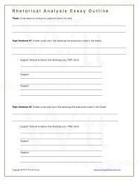 Five Paragraph Essay Outline Example Four Paragraph Essay Trueky Com Essay Free And Printable