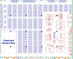 2017 show floor plan connecticut flower and garden show