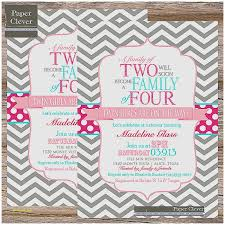 baby shower coed baby shower invitation beautiful coed baby shower invitation