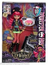 howleen wolf 13 wishes high 13 wishes howleen wolf doll ebay