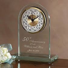 anniversary clock gifts 19 best anniversary gifts images on anniversary ideas