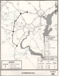 Map Of Loudoun County Va Belmont Ridge Expansion To Six Lane Highway Instead Of Four The