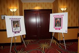 bat mitzvah sign in boards dog theme bat mitzvah sign in boards hotel marlowe cambrid flickr
