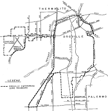 Oroville Ca Map Enterprise Zone Program