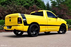 Dodge Ram Daytona - dodge ram 1500 rumble bee muscle concept pickup concept car