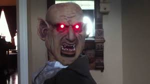 spirit halloween life size rising vampire animatronic youtube