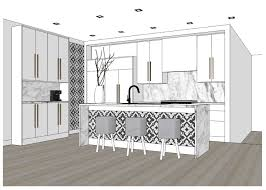 Sketch Kitchen Design by Kitchen Designs For Carleton Avenue Phase 2 U2013 Antilia Homes