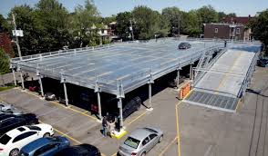hambro portable parking structure gallery aga project gallery