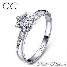 simple engagement ring simple engagement rings