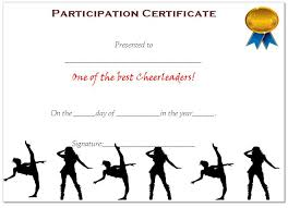 sle certificate of participation template 28 images 20 free
