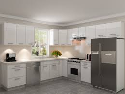 Particle Board Kitchen Cabinets by Fgh Series Frameless Kitchen Prefab Cabinets Rta Kitchen