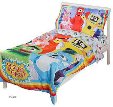 Yo Gabba Gabba Bed Set Toddler Bed Beautiful Yo Gabba Gabba Toddler Bed Set Yo Gabba