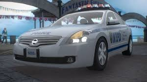 nissan hybrid sedan nissan altima hybrid nypd gta iv car mod youtube