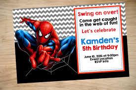 shark birthday invitation spiderman birthday invitations lilbibby com
