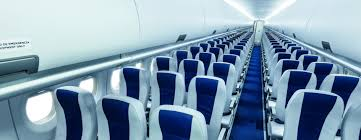how many seats does a could the side slip airplane seat change the boarding process