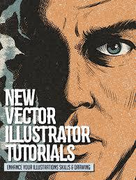 illustrator tutorial vectorize image 25 new vector illustrator tutorials to enhance your drawing