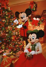 santa and mickey mouse insider