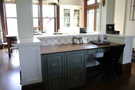 kitchen desk ideas 9 ways to design a kitchen desk with style gt santa