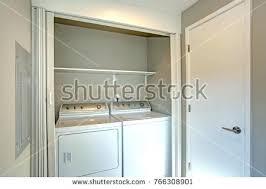 Laundry Closet Door Closet Door Laundry Room White Folding Closet