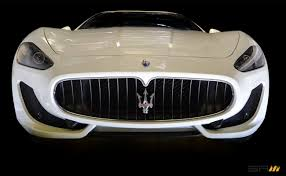 maserati coupe 2014 bumper scrape protection maserati granturismo sport scrape armor
