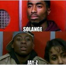 Solange Meme - trebleawards funniest social media joke biggest battle biggest let
