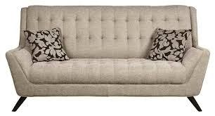 tufted gray sofa coaster home furnishings 503771 casual sofa grey grey