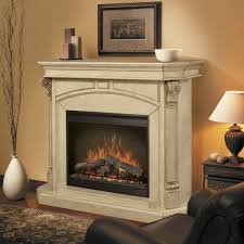dimplex electric fireplace in mantels dimplex mantel collection