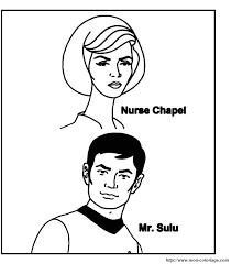 Ausmalbilder Star Trek bild startrek ausmalen