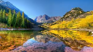 most beautiful places in the usa colorado u0027s maroon bells in fall gunnison colorado united states