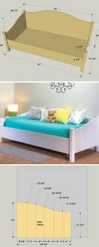 diy daybed plans 141 best make day bed images on pinterest craft home ideas and