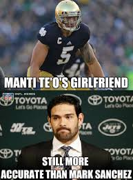 Manti Te O Meme - 41 best manti te o memes on the internet bustedcoverage sports