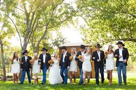 Country Chic Wedding A Country Chic Wedding In Bucyrus Ks