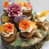 Fall Cake Decorations Pretty U0026amp Edible Fall Decorations For Cakes U0026amp Cupcakes Kitchn