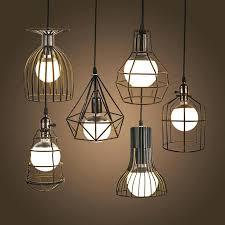 Iron Pendant Light Restaurant Pendant Lighting U2013 Karishma Me