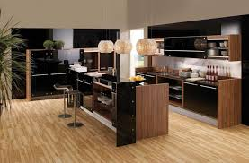 parquet massif cuisine design interieur cuisine bois parquet massif tabouretes