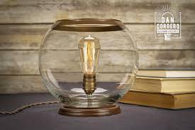 Table Lamp Brass Bulb Holder Globe Edison Table Lamp Desk Lamp Edison Light Bulb Home