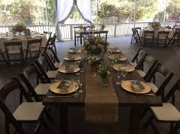 wedding table rentals party rentals los angelesevent opus event rentals